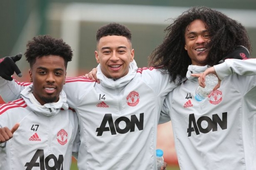 Jesse Lingard makes Manchester United prediction about three youth players
