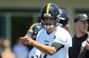 Steelers OC Randy Fichtner wants both reserve quarterbacks to win the backup job
