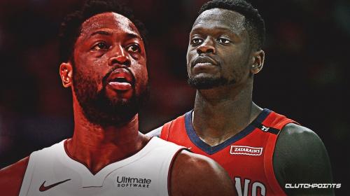 Dwyane Wade endorses Julius Randle heading into NBA free agency