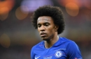 Chelsea respond to Barcelona and Atletico Madrid's £35m bids for Willian