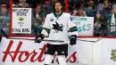 Sharks sign Erik Karlsson to massive eight-year extension