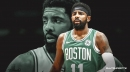 Boston Celtics 'losing grip' on Kyrie Irving as he's focused on Nets