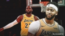 Is Anthony Davis the best teammate that LeBron James has ever had?