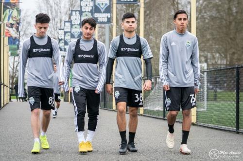 How the Sounders Academy U19s reached the DA Playoffs