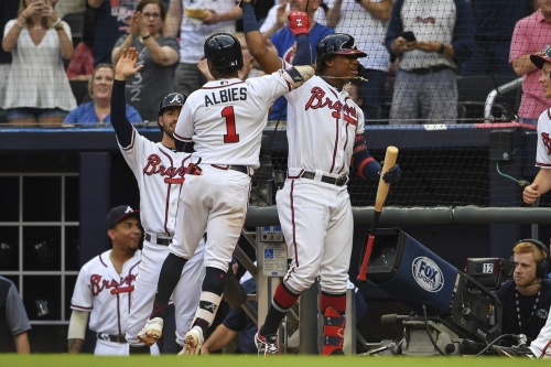 Braves among vote leaders at every position in latest All-Star Game ballot update