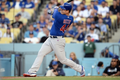 MLB All-Star balloting update: Anthony Rizzo could use your help to make the final ballot