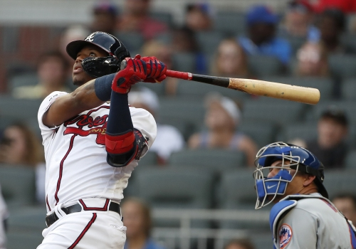 Braves rout Mets, now have scored 90 runs in past 11 games