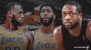 3 reasons Dwyane Wade should consider coming back for a run with the Lakers
