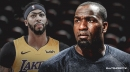 Kendrick Perkins sees Lakers winning 2020 title after Anthony Davis trade