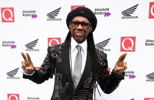 Nile Rodgers headlining Liverpool International Music Festival
