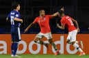 Manchester United fans make Alexis Sanchez u-turn after Chile goal in Copa America