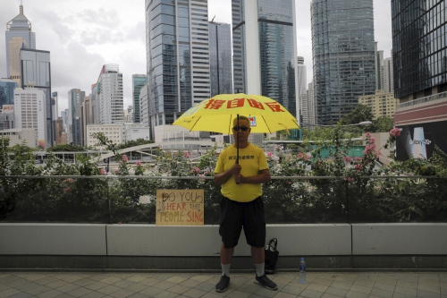 Hong Kong leader: Extradition bill unlikely to be revived