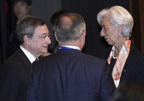 European Central Bank ready to use more stimulus if needed