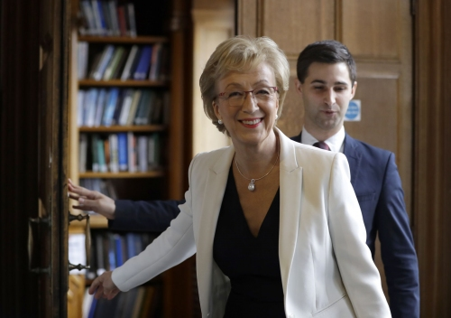 Ex-rival backs Boris Johnson in UK leadership race