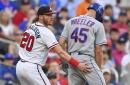 Braves News: Mets must feel very unwelcome in Atlanta