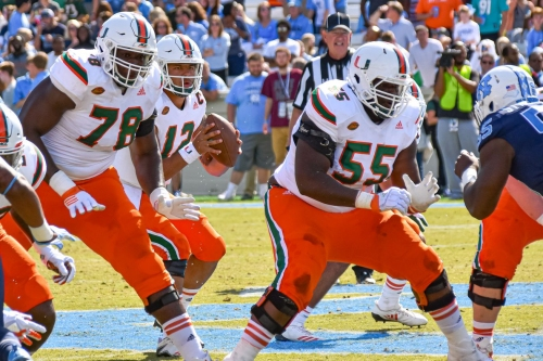 Offensive Line could benefit most from Enos
