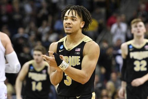 2019 NBA Draft Profile:Carsen Edwards (Purdue)