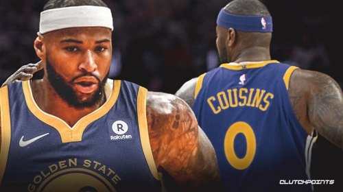 DeMarcus Cousins should consider re-signing with the Warriors