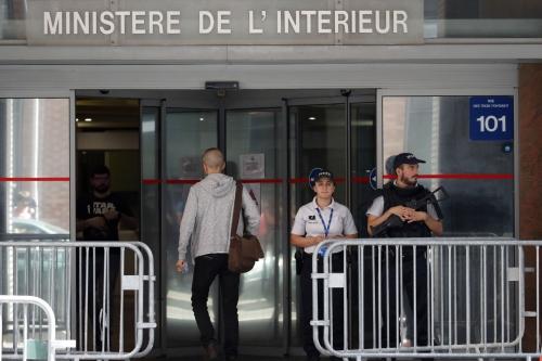 The Latest: Platini denies wrongdoing in Qatar investigation