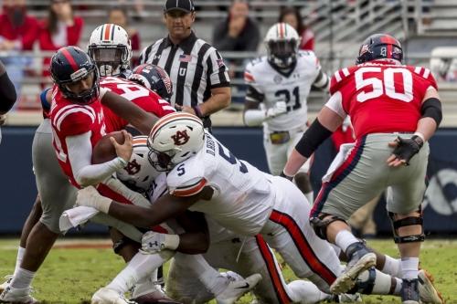 2019 SEC Unit Rankings: Defensive Lines