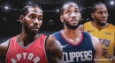 Report: Raptors' Kawhi Leonard focused on L.A., but on the Clippers not the Lakers