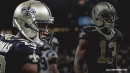 New Orleans Saints have had 'some conversations' with Michael Thomas about a new contract