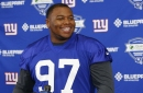 Giants' 90-man roster: What the Giants hope to get from Dexter Lawrence