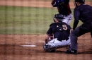 Cal Raleigh is making some improvements behind the plate