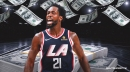 Patrick Beverley wants to get paid