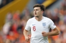 Manchester United hopeful of talking Leicester City down from £90m Harry Maguire asking price