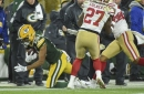 Packers top plays of 2018, No. 9: Aaron Rodgers hits St. Brown to set up game-winning field goal