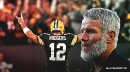 Packers legend Brett Favre says he and Aaron Rodgers were 'strong enemies'