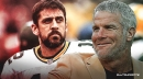 Packers legend Brett Favre comments on Aaron Rodgers' issue with Matt LaFleur's offense