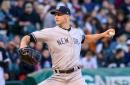 New York Yankees, Tampa Bay Rays announce Tuesday lineups; Giancarlo Stanton batting 5th
