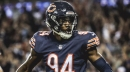 Bears' Leonard Floyd claims to feel 'very different' after going through healthy offseason