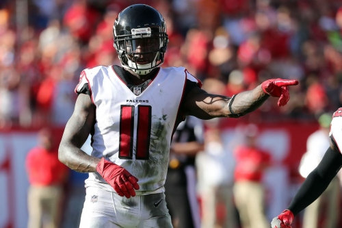 Report: Falcons 'confident' they'll reach 'long-term contract extension' with Julio Jones by training camp