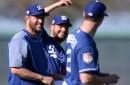 Clayton Kershaw Notes Difference Between Competition & Support Within Dodgers Starting Rotation
