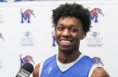 Memphis basketball's No. 1 recruiting class is already talking national championship