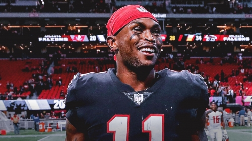Falcons rumors: Atlanta 'confident' in getting long-term deal done with Julio Jones