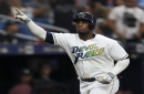 Rays' Yandy Diaz out for second straight day with hamstring tightness