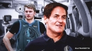 Mavs' Mark Cuban thinks Luka Doncic, other players entering NBA could play 25 years with new advanced medical technology