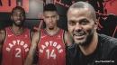 Spurs legend Tony Parker 'was so happy' for Kawhi Leonard and Danny Green after Raptors won title