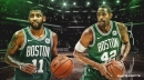 Report: Celtics preparing for 'strong scenario' of Kyrie Irving, Al Horford leaving in free agency