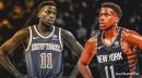 Rumor: Knicks' Frank Ntilikina left CAA due to not getting 'big-enough endorsement deals'