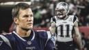 Bills QB Josh Allen cites Tom Brady, Julian Edelman as examples he can follow in working with receivers