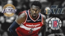 Wizards' Bobby Portis expected to be pursued by at least 5 teams, including Clippers, Lakers, Jazz