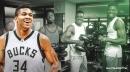 Bucks' Giannis Antetokounmpo's cryptic tweet possibly linked to Celtics' Al Horford