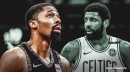 Nets rumors: Spencer Dinwiddie has had a significant role in recruiting Kyrie Irving to Brooklyn