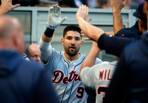 Detroit Tigers slip by sloppy Pirates, 5-4, snap 4-game losing streak