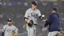 Rays bullpen falters as Yankee Stadium woes continue